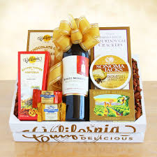 wine gift baskets free shipping golden state wine crate wine shopping mall