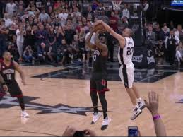 video manu ginobili blocks james harden u0027s shot at the buzzer in