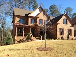 decorated model homes gwinnett county new homes articles peachtree residential