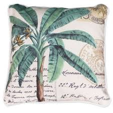 buy palm tree pillow from bed bath beyond