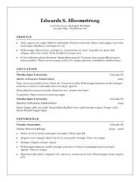 downloadable resume templates free resume templates to collaborativenation
