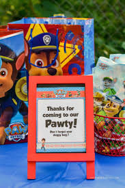 get 20 paw patrol party favors ideas on pinterest without signing