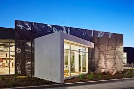 Building Exterior Design Ideas Modern Office Building Facade In California One Workspace By