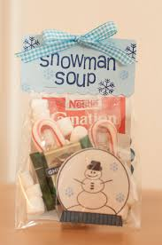snowman soup this one has an adorable poem with it gifts for