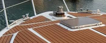 boat decking foam marine swim platform pads kayak marine mat