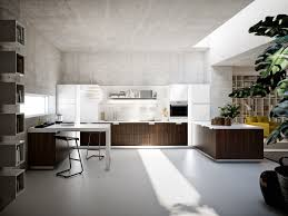 furniture gorgeous snaidero kitchens with white flooring and