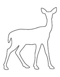 giraffe pattern use the printable outline for crafts creating