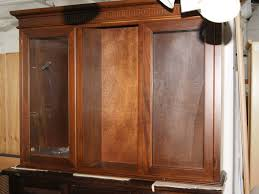 schrankaufsatz vitrine hängeschrank alter schrank kolonial regal