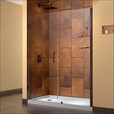 bathrooms amazing half glass shower door glass frameless shower