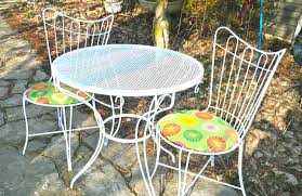Outdoor Bistro Chair Pads Dining Table Alluring Design For Outdoor Dining Room Decoration