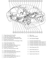 how to read 2007 toyota yaris wiring diagram electrical system