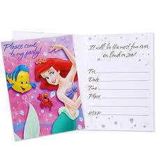 sweet mermaid party invitations printable birthday party