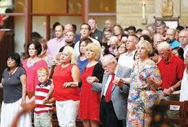 columbus parish celebrates historic past vibrant future in 175th