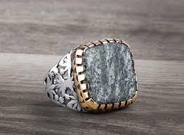 natural rock rings images 305 best man rings images man jewelry men rings jpg