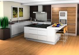 plan de cuisines modele cuisine refaite idée de modèle de cuisine