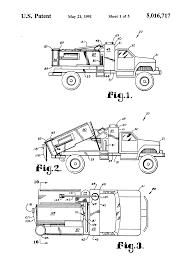 patent us5016717 vacuum excavator google patents