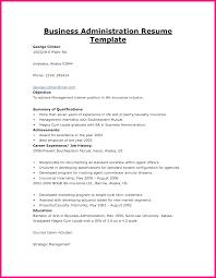 Sample Resume Objectives For Industrial Jobs by 5 Sample Resume Objectives For Business Administration Ojt