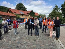 Jugendamt Bad Doberan Landkreis Rostock Freigabe Der Ortsdurchfahrt Teschendorf