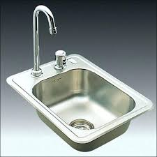 wet bar sinks and faucets moen 22245 camelot stainless steel bar sink with faucetwet and