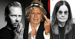 Black Sabbath Memes - the rolling stones keith richards calls black sabbath metallica