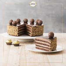 ferrero rocher celebrate the first day of spring with facebook