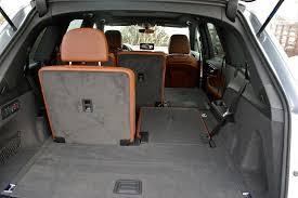 audi q7 cargo capacity 2017 audi q7 review future auto review
