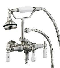 barclay clawfoot faucets barclay tub fillers