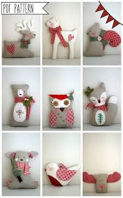 25 unique decorations sewing ideas on felt