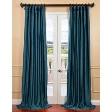 teal blue curtains bedrooms rugs curtains dark teal blackout double panel cotton curtains for