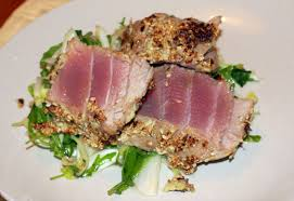 gordon ramsay cuisine cool gordon ramsay sesame crusted tuna with endive salad david