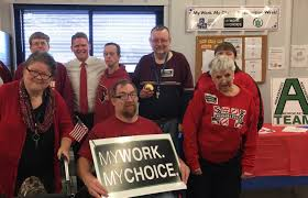 spirit halloween olympia opportunities inc hosts my work my choice recognition week