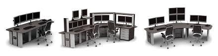 Control Room Desk Control Room Solutions Saifor