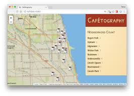 Bucktown Chicago Map by Real World Examples Of Map Filter And Reduce In Javascript
