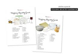 wedding registry list the everygirl s wedding registry guide the everygirl