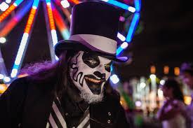 house of horror haunted carnival miami international mall