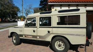 land rover santana 88 land rover defender santana 109 turbo 4 doors for sale in tampa