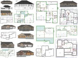 residential blueprints plans townhome blueprints narrow residential town house house