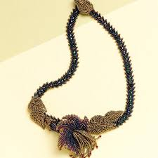 necklace pattern collection images Beading patterns customers loved to the max interweave jpg