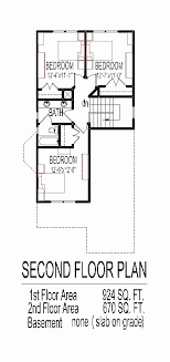 home plans for narrow lots fresh tiny house plans narrow lot home