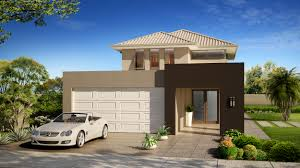 the bassendean option 2 glory elevation www narrowlothomes com au