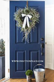 Valentine S Day Front Door Decor by 5 Simple Ways To Decorate Your Front Door For Valentine U0027s Day