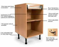kitchen cabinet carcase ready made fitted kitchen carcasses quality rigid construction
