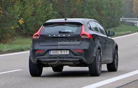 first pictures of the volvo xc40 test mule future q3 x1 and gla