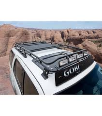 2005 Toyota Tacoma Roof Rack by Toyota 4runner 3rd Gen Stealth Rack Multi Light Setup With