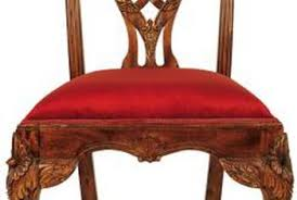 Chippendale Chair by How To Recognize Chippendale Chair Back Styles Home Guides Sf Gate