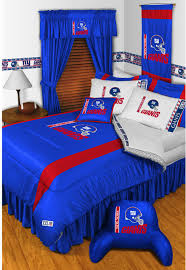 Nfl Decorations Nfl New York Giants Bedding And Room Decorations Modern