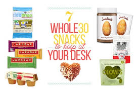 308 best snacks images on 7 whole30 snacks to keep in your office drawer kitchn