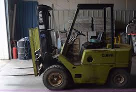 clark c500 y50 forklift item bw9421 sold may 18 vehicle