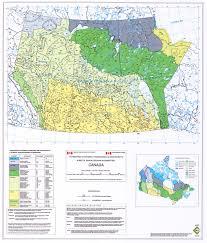 Saskatoon Canada Map by Ecozones Ecoregions And Ecodistricts