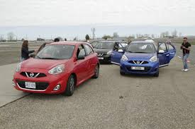 nissan canada the nissan micra returns to canada and takes a play date with media